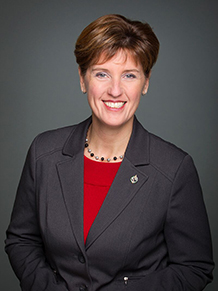 The Honourable Marie-Claude Bibeau