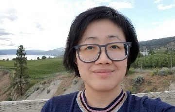 Hao Xu is a plant physiologist studying tree resilience and fruit production of apple and sweet cherry in Okanagan, British Columbia